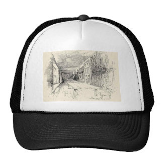 Hampton Court Mesh Hat
