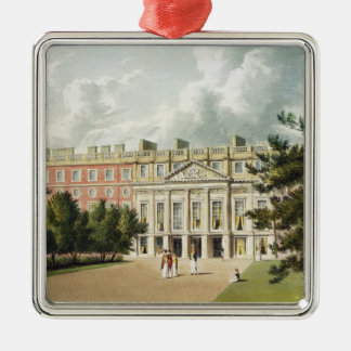 Hampton Court Palace, from 'The History of the Roy Metal Ornament
