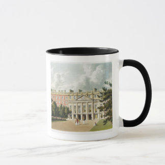 Hampton Court Palace, from 'The History of the Roy Mug
