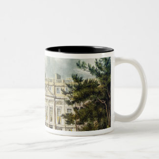 Hampton Court Palace, from 'The History of the Roy Two-Tone Coffee Mug