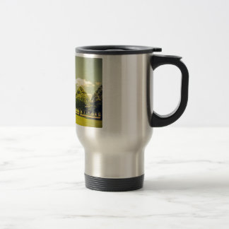 Hampton Court Palace Garden's Sculptured Trees Travel Mug