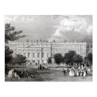 Hampton Court Palace Postcard