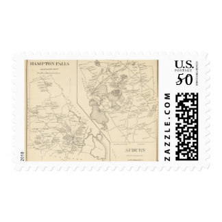Hampton Falls, Auburn Postage