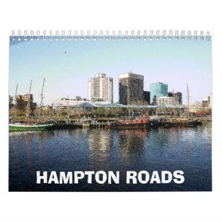 HAMPTON ROADS CALENDAR