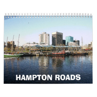 HAMPTON ROADS CALENDARIOS