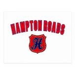 Hampton Roads Throwback Post Card