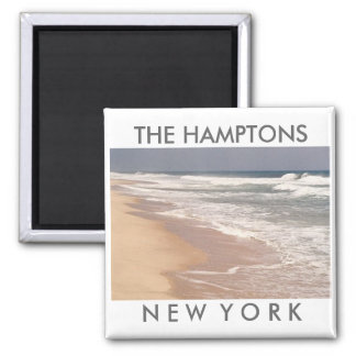 Hamptons Beach magnet