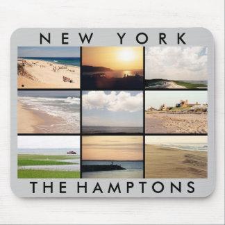 Hamptons Mousepad escénico Alfombrilla De Ratones