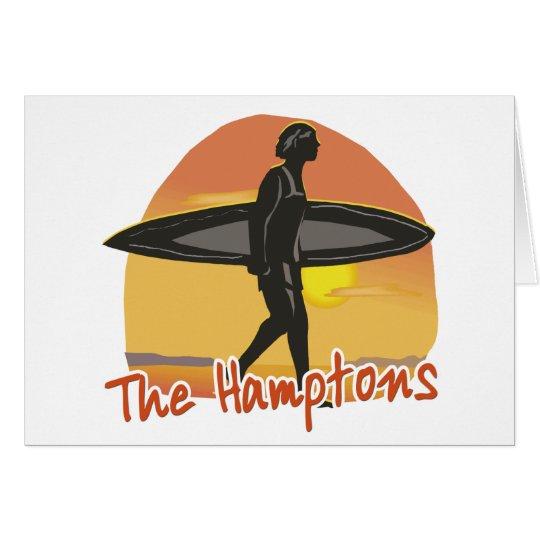 Hamptons Surf Card