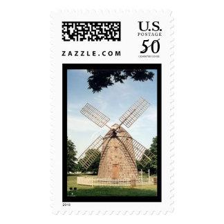Hamptons Windmill Stamp