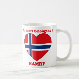 Hamre Coffee Mug