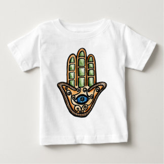 Hamsa Eye Baby T-Shirt