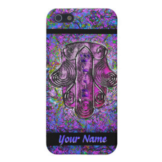 Hamsa Fusion ip5 (Personalized) Case For iPhone SE/5/5s