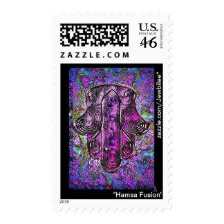 Hamsa Fusion Postage