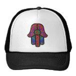 Hamsa / hamesh hand trucker hat