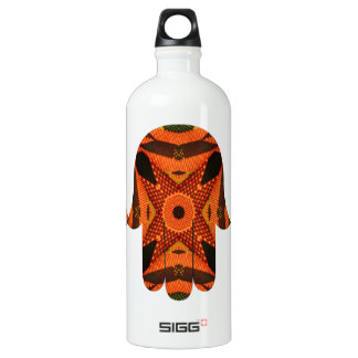 Hamsa Hand 2 Water Bottle