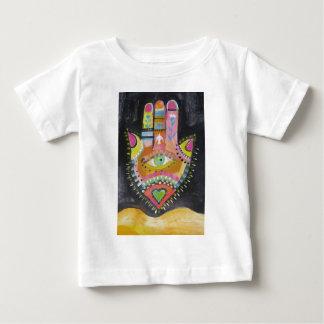 Hamsa hand ART Baby T-Shirt