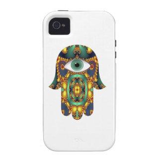 Hamsa Hand iPhone 4 Covers