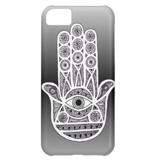 Hamsa Hand Cover For iPhone 5C