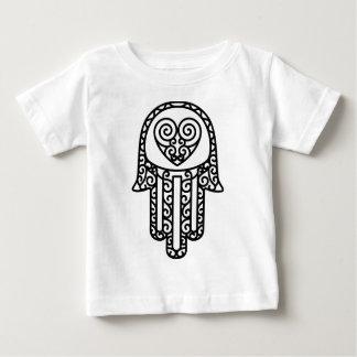 Hamsa - Hand of Fatima Baby T-Shirt