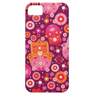 Hamsa hand of fatima oriental arabic art iPhone SE/5/5s case