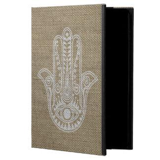 HAMSA Hand of Fatima symbol amulet Powis iPad Air 2 Case