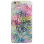 HAMSA Hand of Fatima symbol Barely There iPhone 6 Plus Case