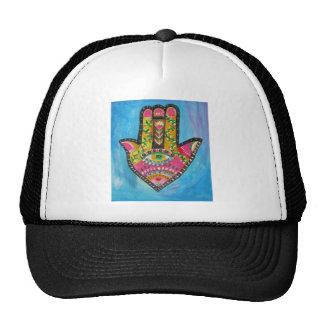 Hamsa Hand painting Hat