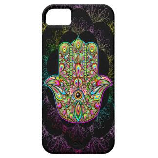 Hamsa Hand Psychedelic Art iPhone SE/5/5s Case