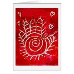 Hamsa / Healing Hand / Hand of Fatima Cards