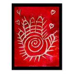 Hamsa / Healing Hand / Hand of Fatima Postcards
