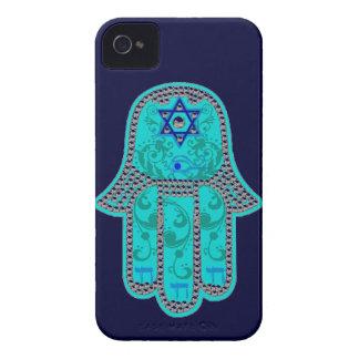 Hamsa iphone 4 barely case