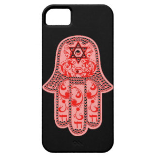 Hamsa iphone 5 barely case