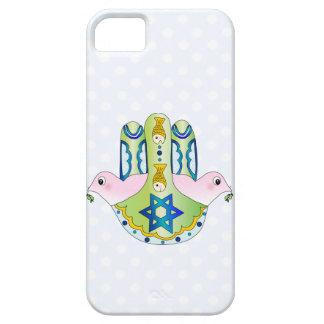 Hamsa judío iPhone 5 Case-Mate carcasas