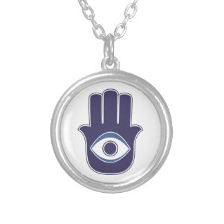 Hamsa / Khamsa Hand of Fatima / Mary Amulet / Luck Necklaces