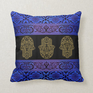 Hamsa*lace*pillow Cojin