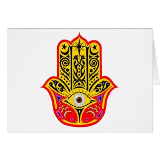 Hamsa - Magic Hamsa Card