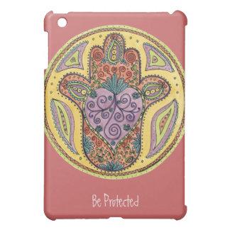Hamsa Mandala iPad Case