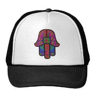 Hamsa/mano del hamesh gorras