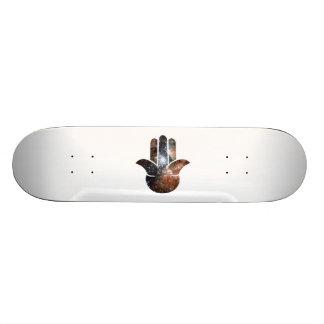 Hamsa Milky Way Skateboard Deck