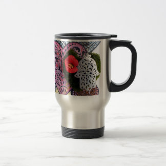 hamsa 15 oz stainless steel travel mug