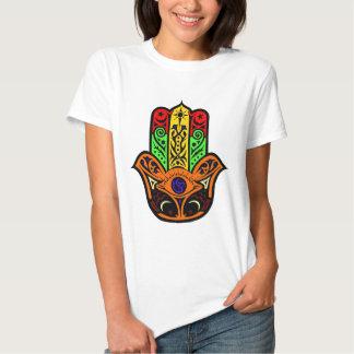 HAMSA multi color Tshirts