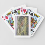 Hamstead Marshall in the county of Berkshire engra Poker Deck