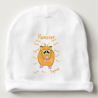 Hamster Baby Beanie
