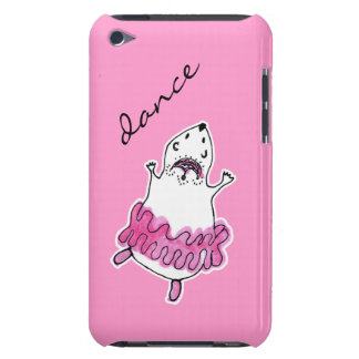 Hamster Ballerina - Dance iPod Touch 4G Barely There iPod Cover