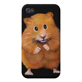 HAMSTER Drawing: iphone case