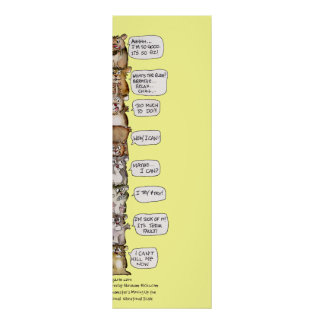 Hamster Emotional Vibrational Scale Poster Print