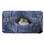 Hámster en bolsillo iPod Case-Mate cárcasa