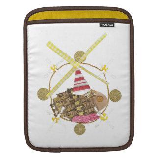 Hamster Ferris Wheel I-Pad Sleeve iPad Sleeve