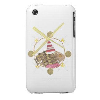 Hamster Ferris Wheel I-Phone 3G/3GS Case